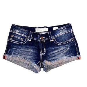 BKE Jean shorts. Size 31. Like new condition